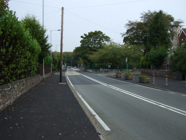 Warrington Road (A57)