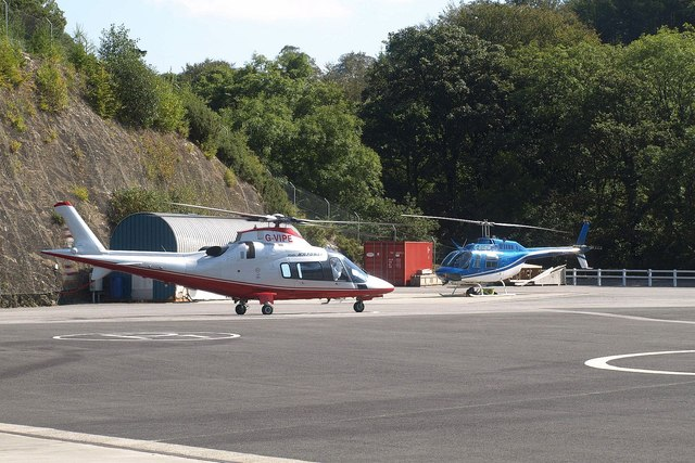 Helicopters, Castle Air