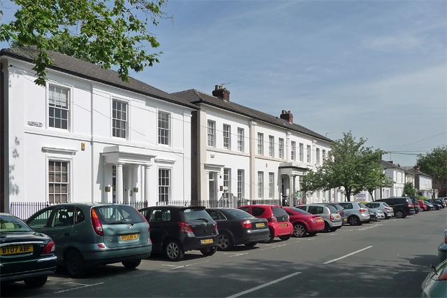 1-11 Vernon Street, Derby