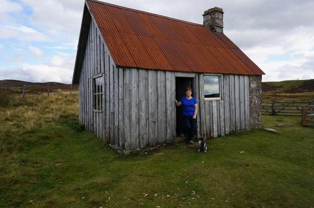 The Boat House, Loch Con