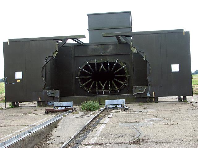 Jet engine tester