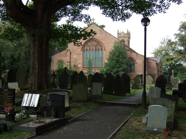 St Ann's Church, Rainhill
