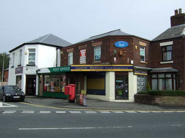 Post Office, Rainhill
