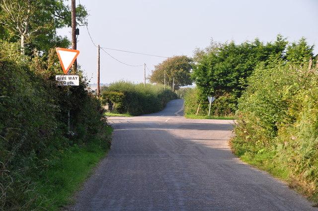North Devon : Woodburn Hill