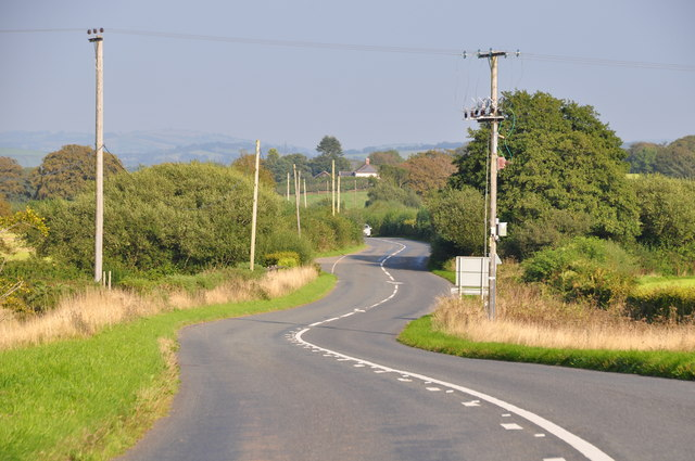 North Devon : The B3227