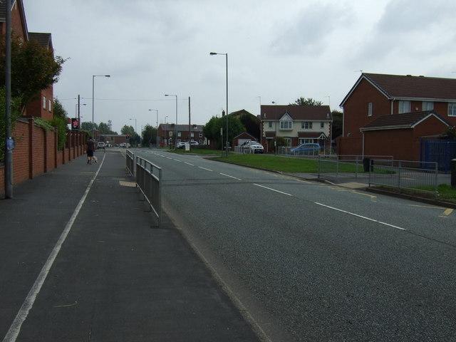 Elton Head Road (B5204)