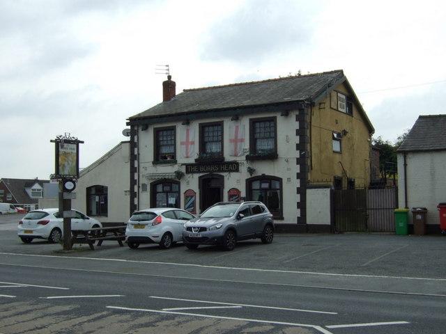 The Boars Head pub