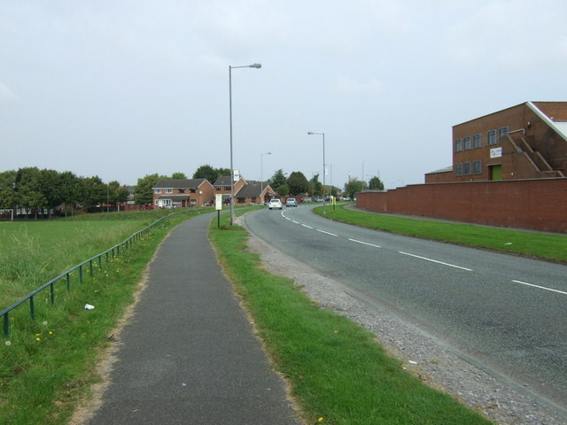 Sherdley Road