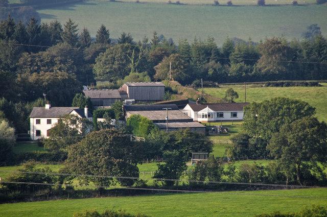 Mid Devon : Higher Allshire Farm