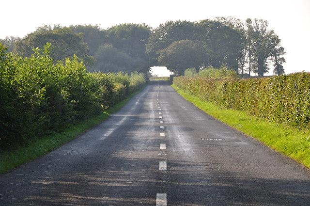 Mid Devon : The B3227