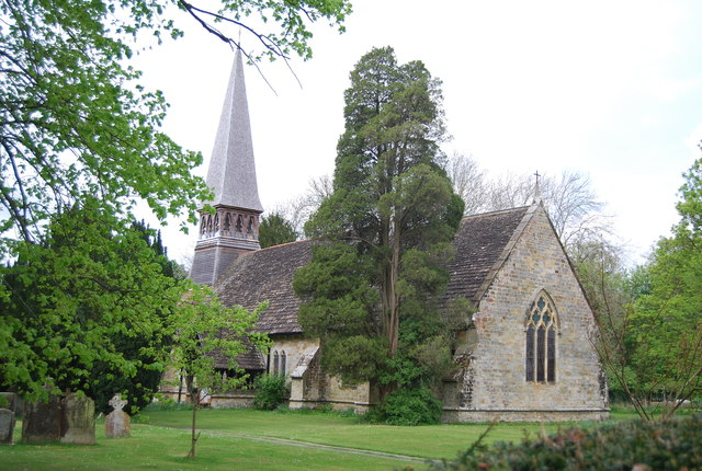 Parish church of St Andrew