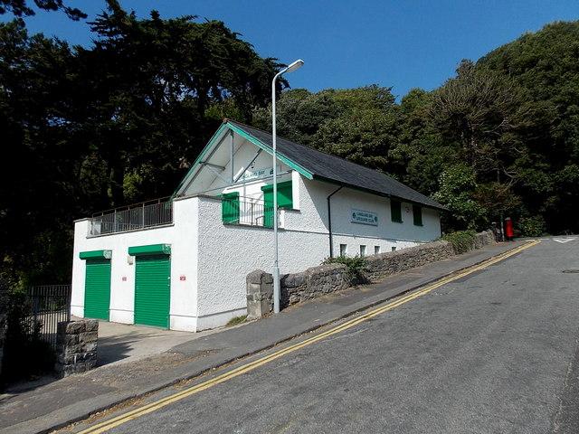 Langland Bay Lifeguard Club, Swansea