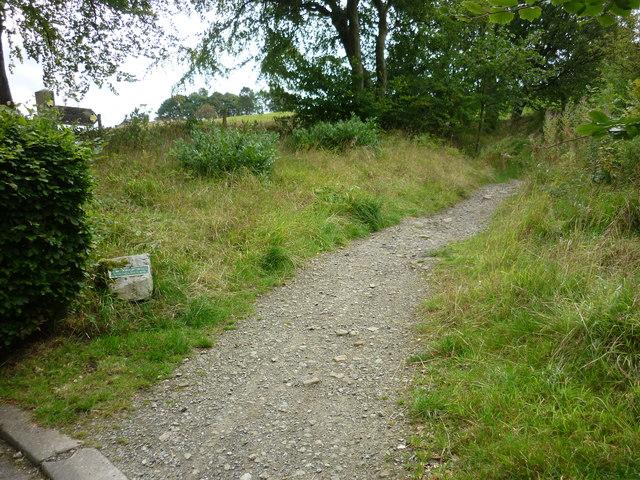 Moor Road at Dowry Head