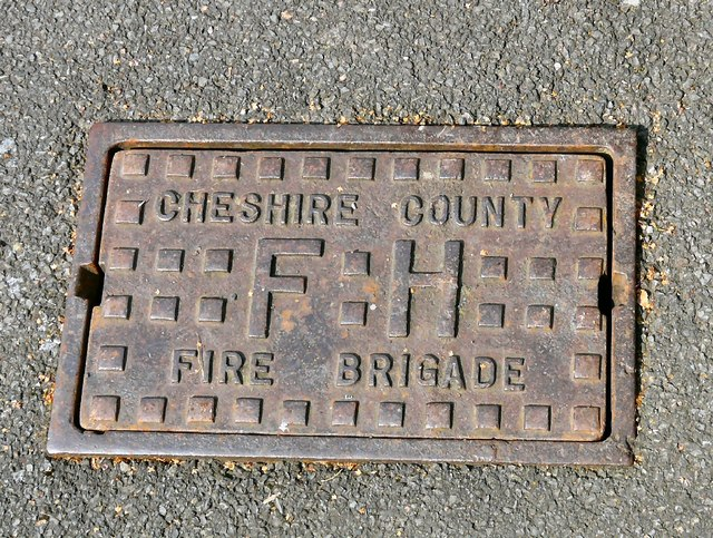 Cheshire Country Fire Brigade Fire Hydrant