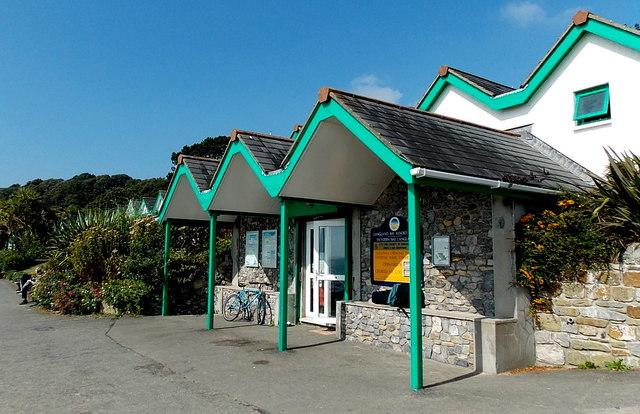 Langland Bay Resort office, Swansea