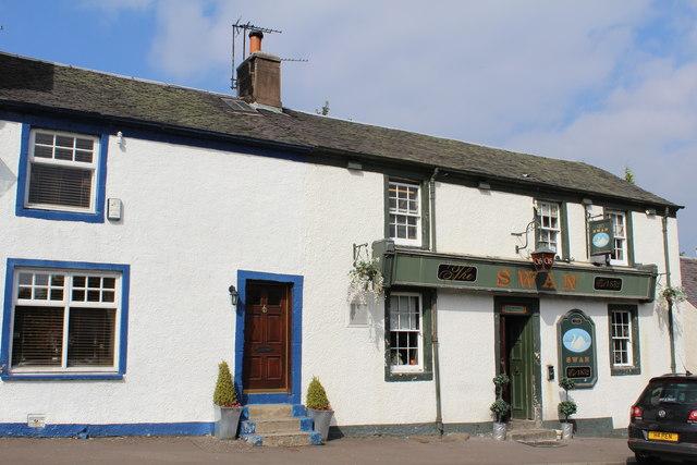 The Swan Inn, Polnoon Street, Eaglesham