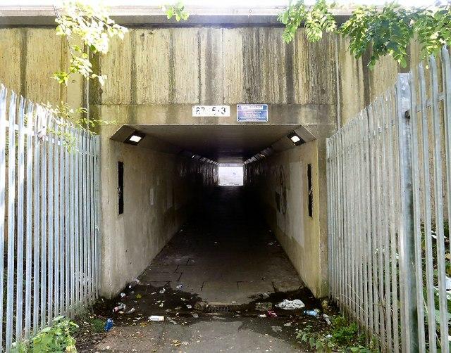 Cheapside Subway