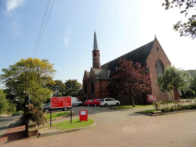 St George's Church, Fatfield