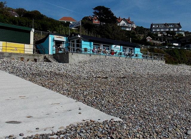 Surfside Cafe, Langland Bay, Swansea