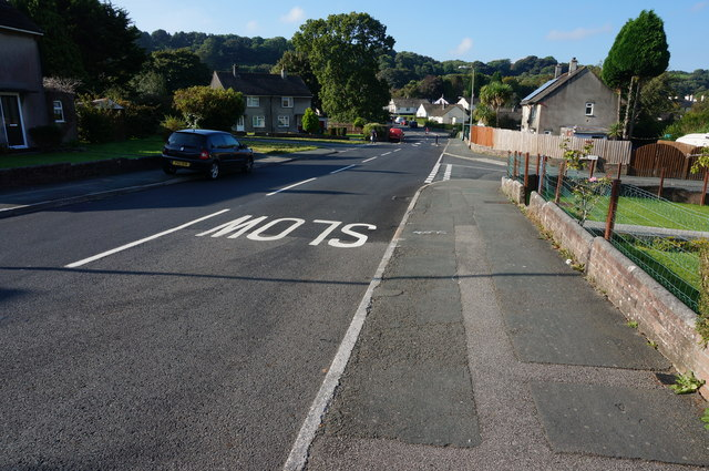 St Maurice Road, Plympton St Maurice