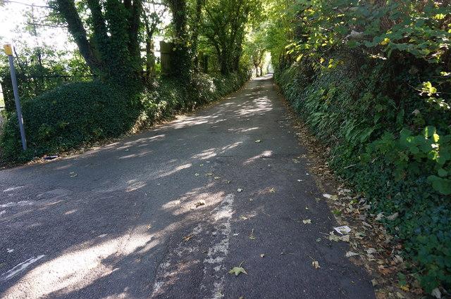 Wolverwood Lane, Plympton St Maurice