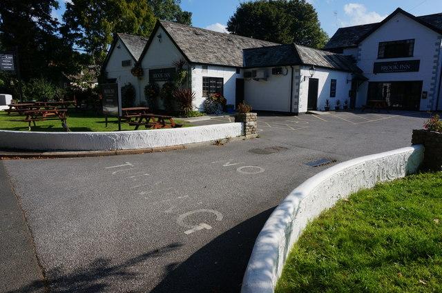 The Brook Inn, Plympton St Maurice