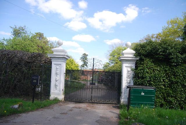 Gateway to Vann House