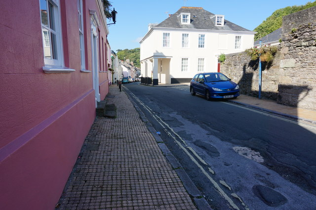 Fore Street, Plympton St Maurice