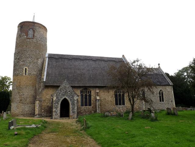 St.Margaret & St.Remigius Church