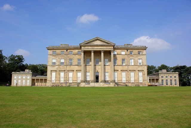 The Mansion at Attingham Park