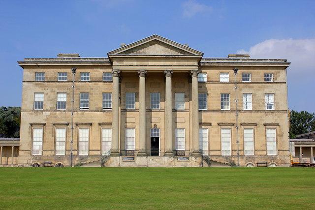 The Mansion at Attingham Park