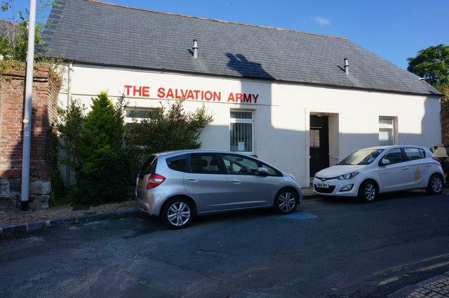 Salvation Army, Plympton St Maurice