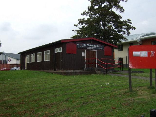 The Conversion, Sutton Heath