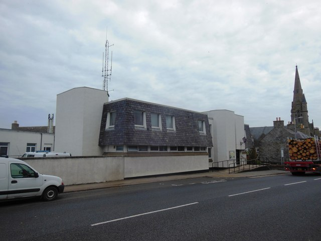 Thurso Police Station