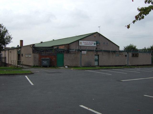 Thatto Heath Labour Club