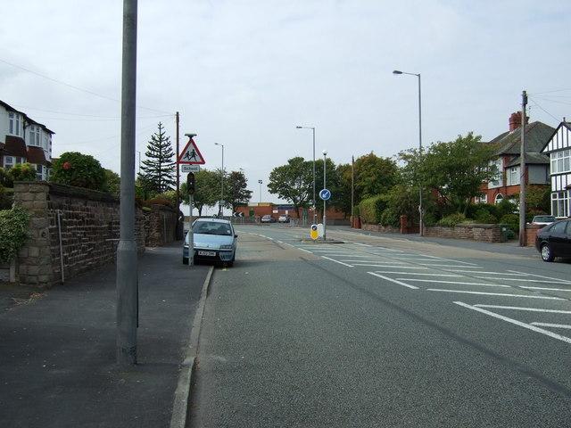 Prescot Road (A58)