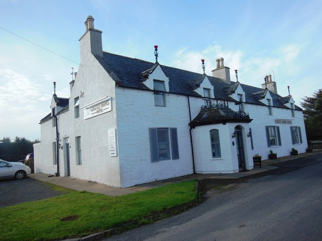 The Castle Arms Hotel
