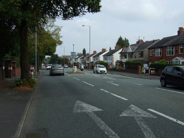 Prescot Road (A58) Toll Bar