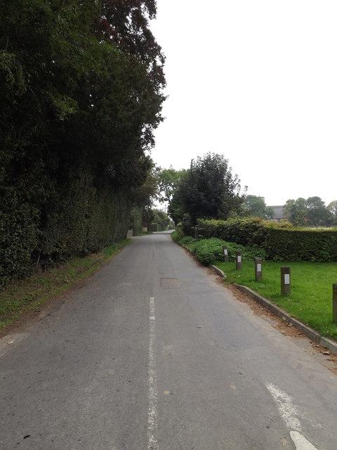 School Road, Seething