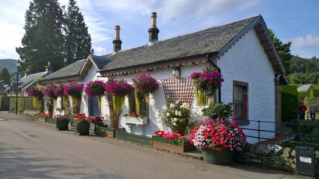 Cottage at Luss