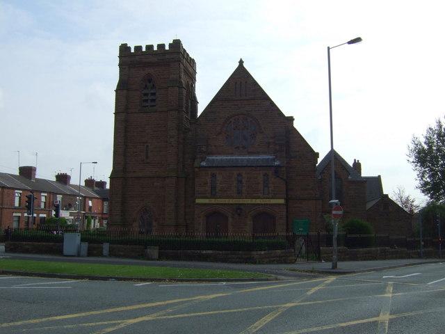 St Thomas Of Canterbury Roman Catholic Church, Denton's Green