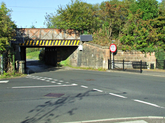 Sinclair Street railway bridge