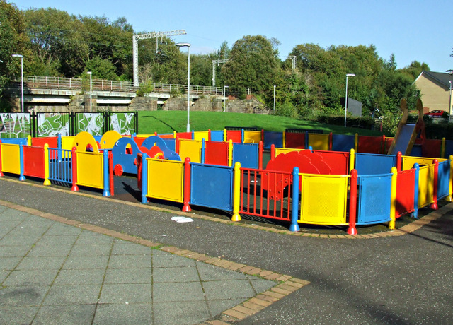 McLeod Street play area