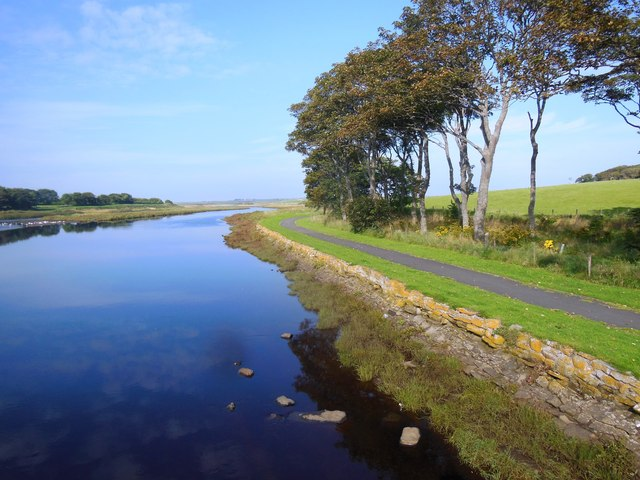 Riverside Path, Wick
