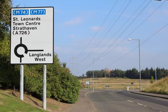 Greenhills Road, East Kilbride