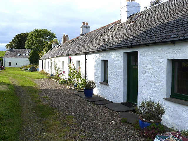 Cottages at Toberonochy