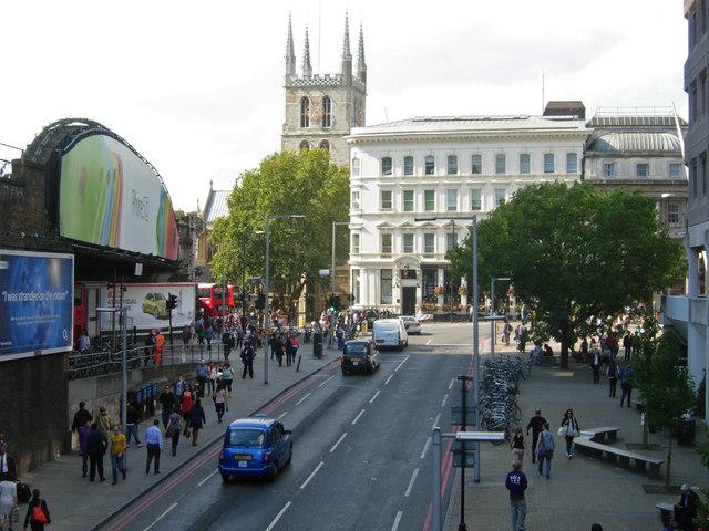 Duke Street Hill, London Bridge