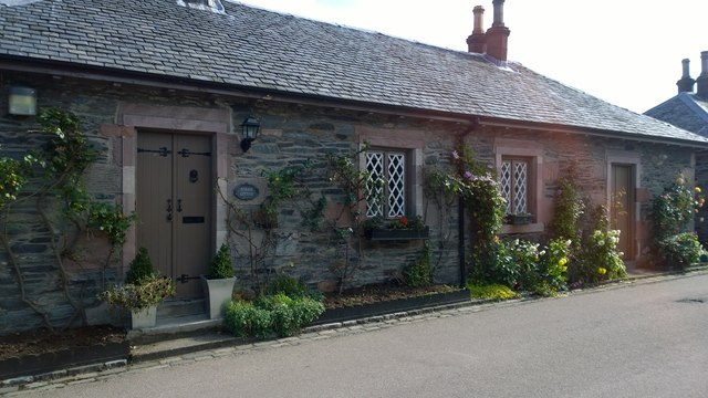 Ivy Bank Cottage, Luss