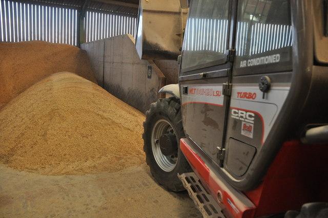 East Devon : Postlake Farm Blends Plant