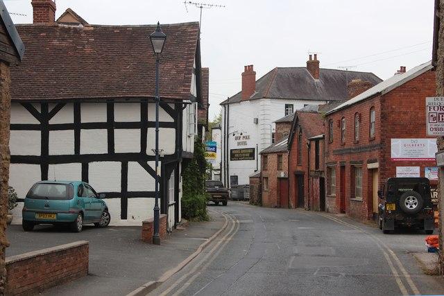 Rowberry Street